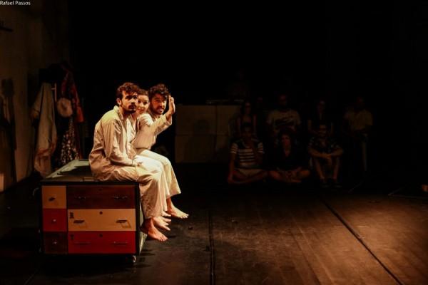 Alegria de Náufragos, do grupo Ser Tão Teatro. Foto: Divulgação
