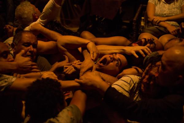Espetácuo faz 16 apresentações na Caixa Cultural Recife. Foto. Camila Sergio