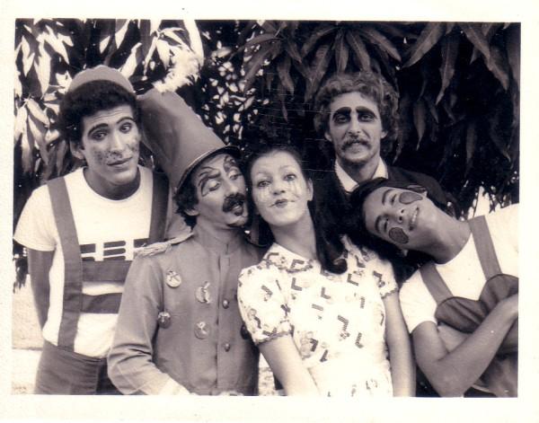Montagem de 1976 de Maria Minhoca. Foto: Divulgação