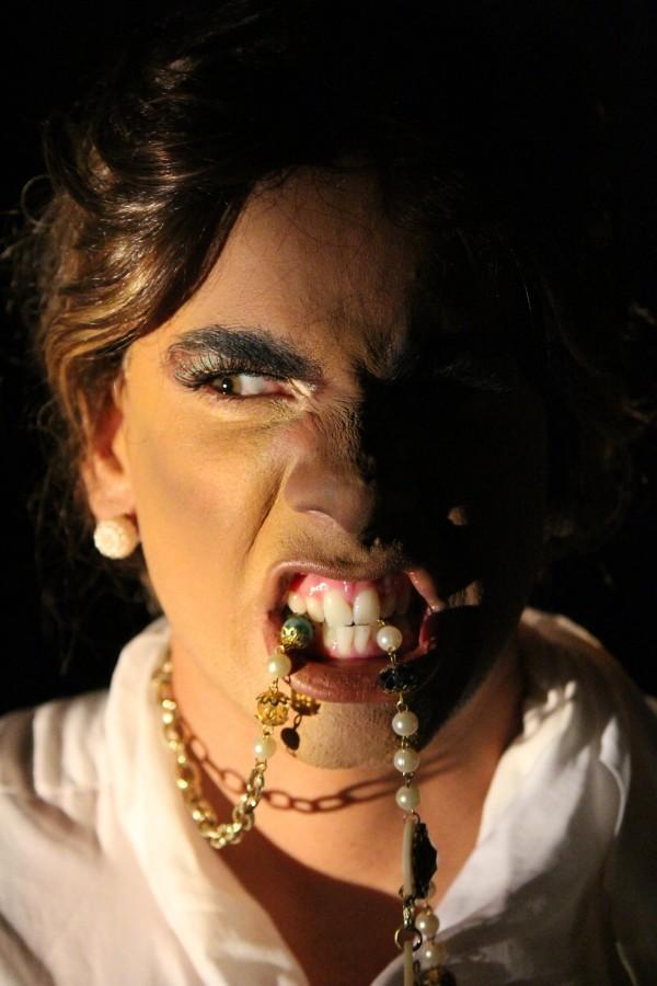 Ator e dramaturgo Neto Foto: Mylena Sousa