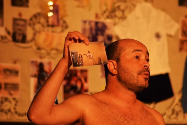 Espetáculo Na Beira abre a mostra, Foto: Divulgação