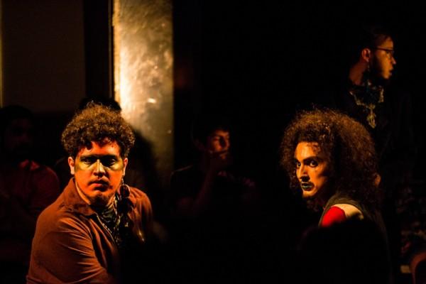 Nada como quando começou, do Grupo No Barraco. Foto: Luiz Alves