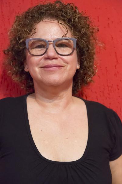 Ivana Moura ministra Ateliê de crítica ao lado de Luciana Romagnolli. Foto: Guto Muniz
