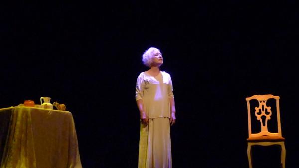 No se puede vivir sin amor, da atriz e professora Nara Keiserman.,foto: Ivana Moura