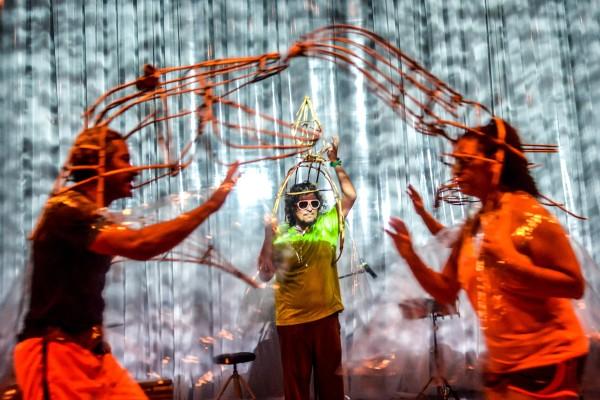 Espetáculo  Pitoresca, de Goiás