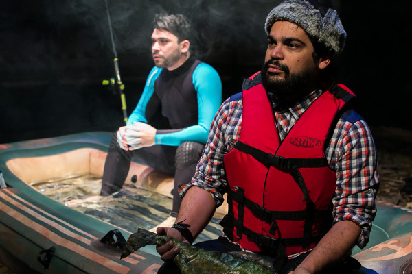 Fishman, do grupo cearense Bagaceira. Foto: Lina Sumizono