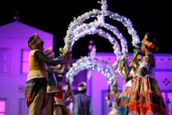 Baile do Menino Deus é encenado no Marco Zero, no centro do Recife há 13 anos. Foto Filipe Cavalcanti