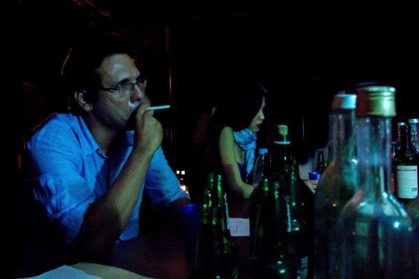 Bukowski Blues Bar, 2º episódio encerra Mostra A Porta Aberta. Foto: Fernando Figueiroa