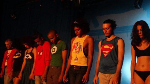 DIG se apresenta no projeto Dança de Algibeira. Foto: Aline Rodrigues / Divulgação