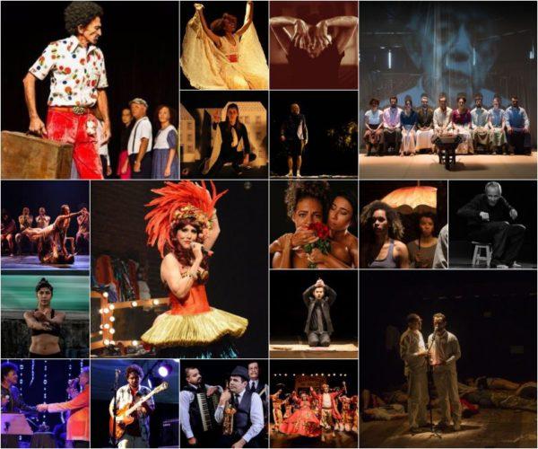Programa reúne atrações de teatro adulto e infantil, dança, música, oficinas, etc.