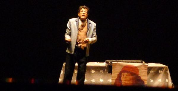 Há 15 anos Carlos Paulo interpreta Do Desassossego. Foto: Ivana Moura