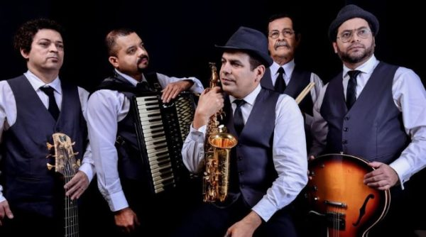 Spok Quinteto. Fot: Divulgação