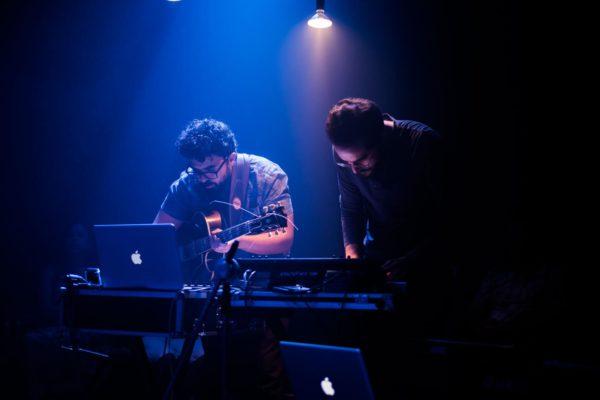Tomás Brandão e Miguel Mendes. Foto: Thiago Gullen / Divulgação