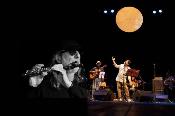 Zé da Flauta e Ave Sangria. Foto: Leonardo Lima e Eva Feitosa / Divulgação