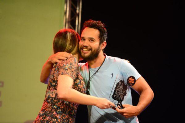 Daniel Barros, melhor ator