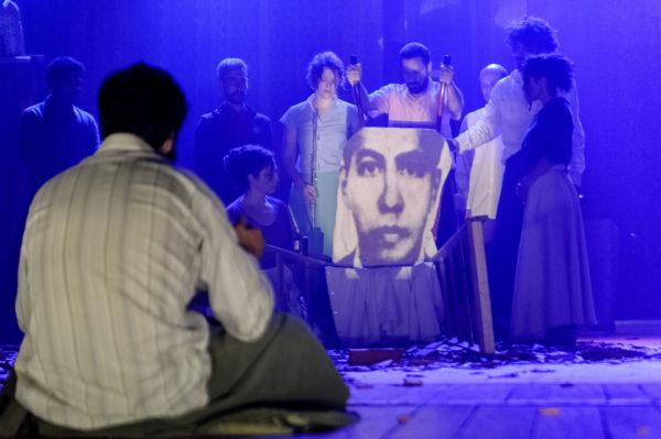 Frei Tito que foi torturado pela ditadura militar brasileira