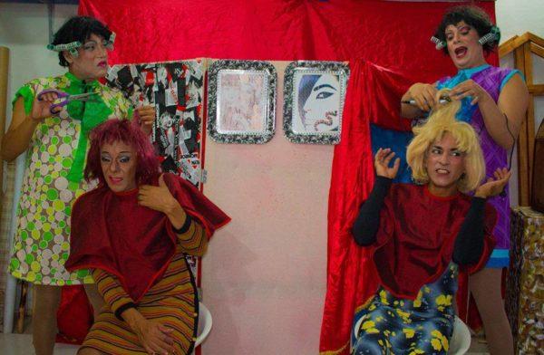 As Perucas de Bibi faz curta temporada no Teatro Apolo. Foto: Reprodução do Facebook