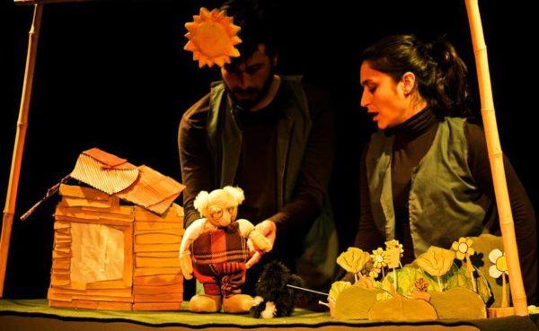 Ladrón de Lechugas, espetáculo do Uruguai abre a mostra em Souza