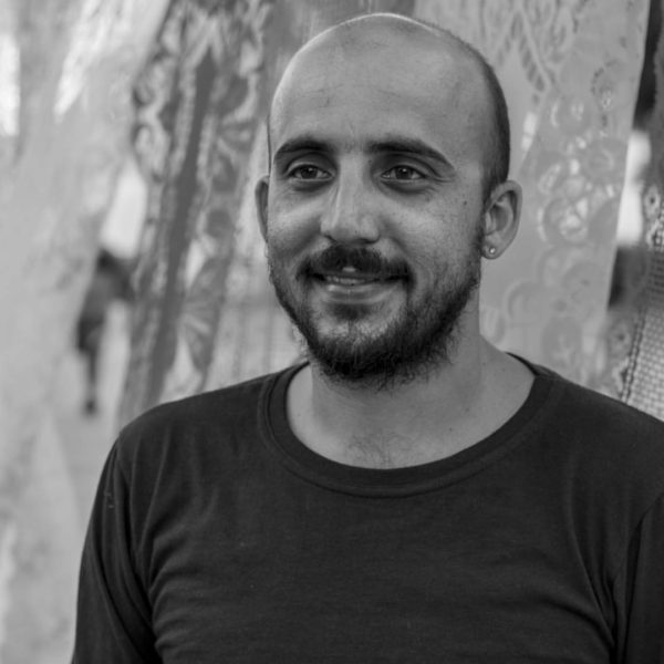 Marcio Fecher é ator, dramaturgo, diretor e videasta. Foto: Tiburtino Caio