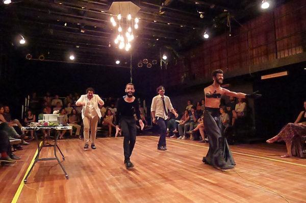 Encenação tem direção de Pedro Wagner e dramaturgia de Giordano