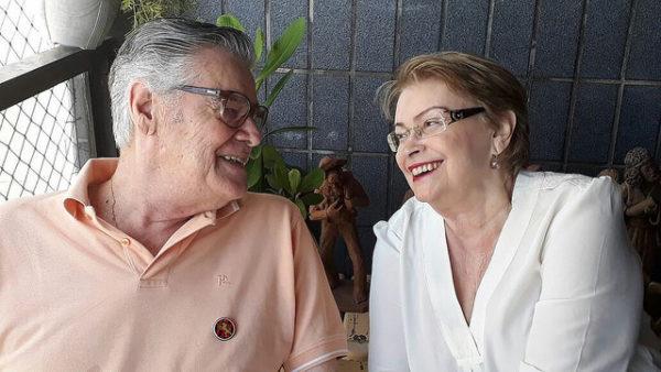 Renata e Vanda recebem as homenagens do Janeiro de Grandes Espetáculos. Foto: Renata Phaelante