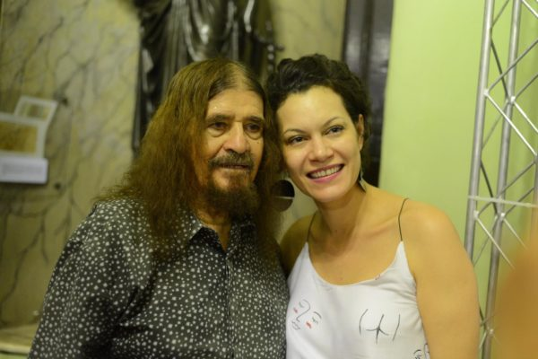 Hermila Guedes e José Pimentel. Foto Pedro Portugal