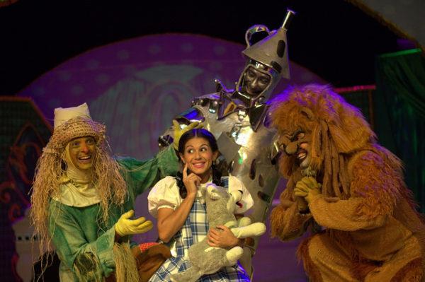 Musical O Mágico de Oz - Foto: Beatriz Chaves / Divulgação