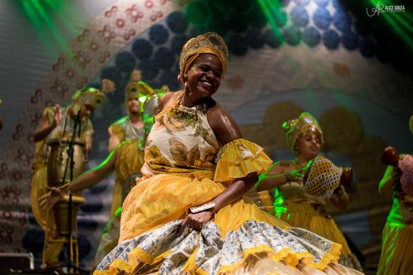 Afoxé Oxum Pandá lança disco. Foto: